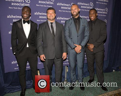 Prince Amukamara, Henry Hyonski, Mark Herzlich and Devon Kenard 3