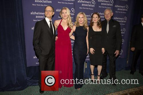 David- Hyde Pierce, Ashley Campbell, Julianne Moore and Victor Garbor 3