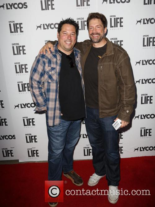 Greg Grunberg and Jason Brooks 2