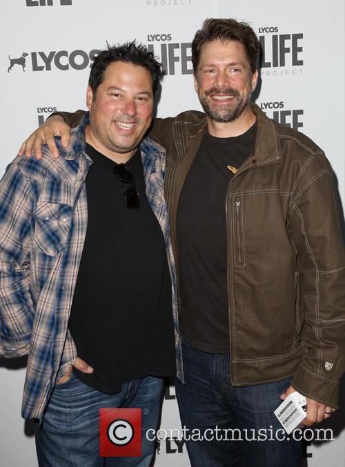 Greg Grunberg and Jason Brooks 3