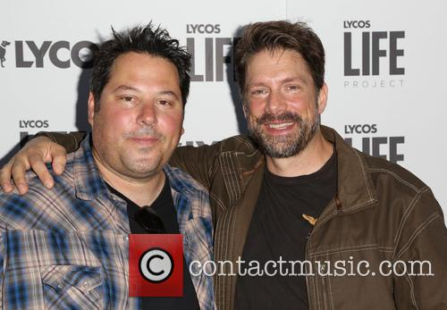 Greg Grunberg and Jason Brooks 4