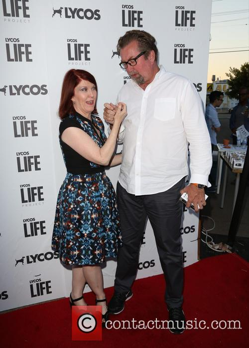 Kate Flannery and Chris Haston 4