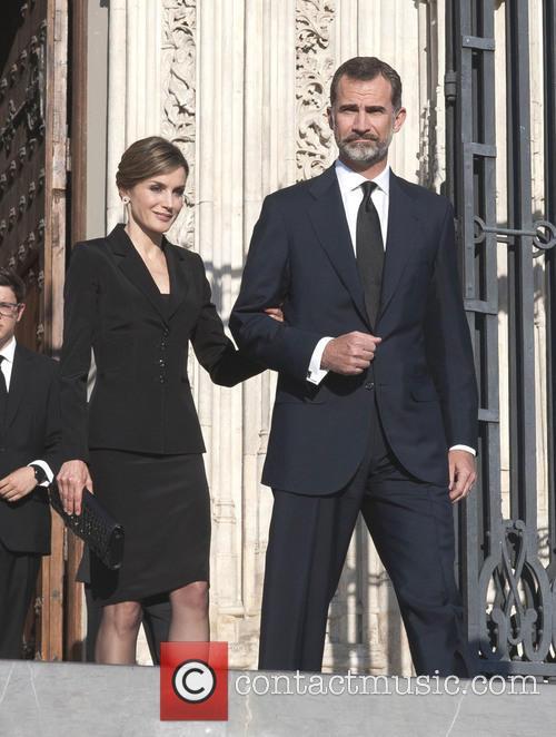 King Felipe Vi and Queen Letizia 2