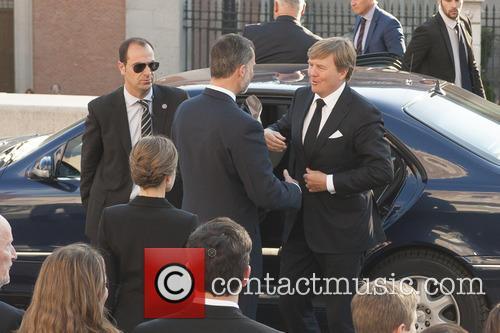 King Felipe Vi and King Willem-alexander 6