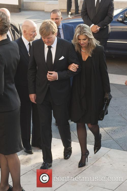 King Willem-alexander and Queen Maxima 2