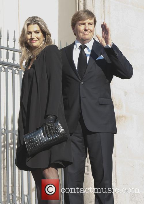King Willem-alexander and Queen Maxima 4