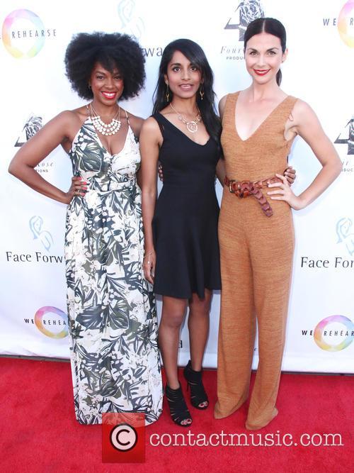Tiffany Nicole Greene, Shyam Bhatt and Ceri Bethan 3
