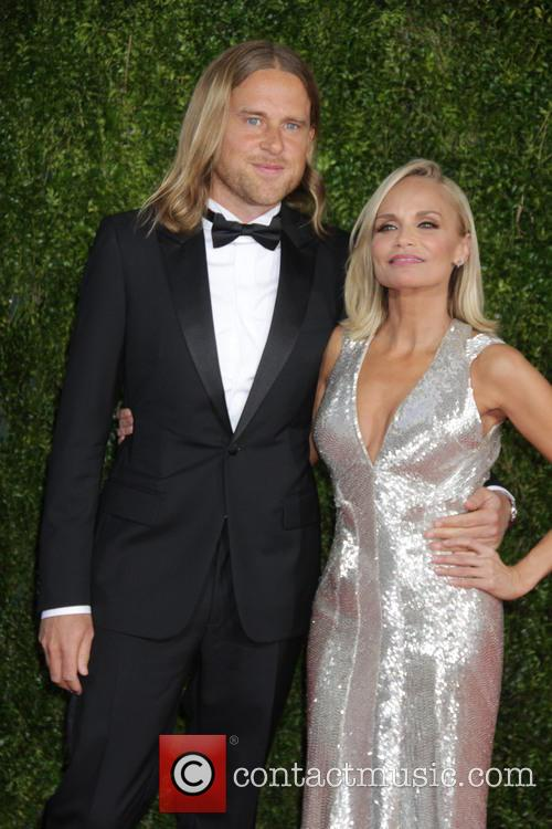 Kristin Chenoweth and Boyfriend 3