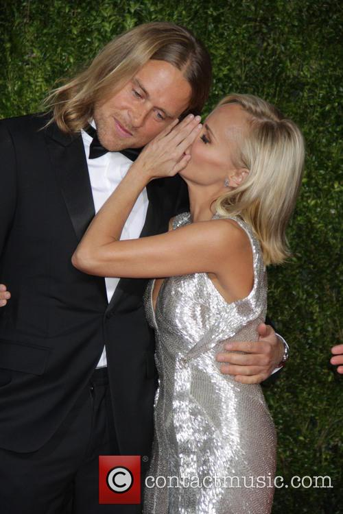 Kristin Chenoweth and Boyfriend 4