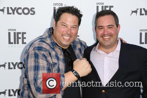 Greg Grunberg and Brad Cohen 10