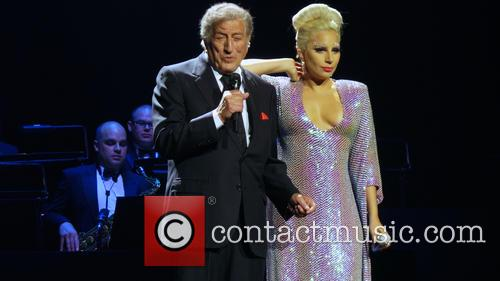Tony Bennett and Lady Gaga 3