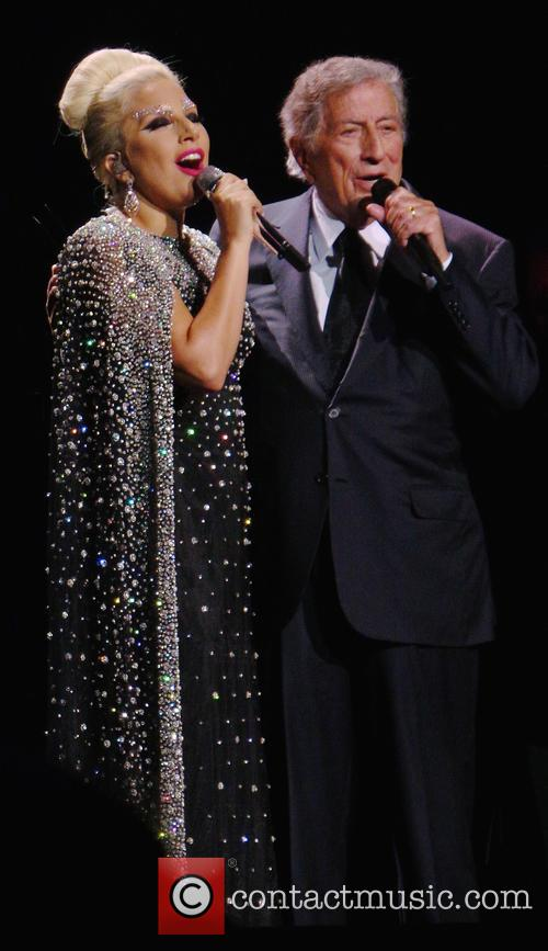 Tony Bennett and Lady Gaga 5