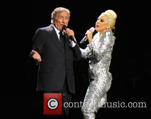 Tony Bennett and Lady Gaga 1