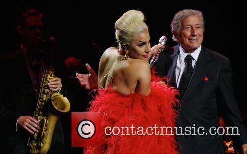Lady Gaga and Tony Bennett 2