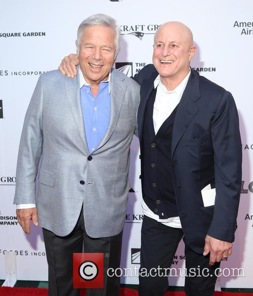 Robert K. Kraft and Ronald O. Perelman 2