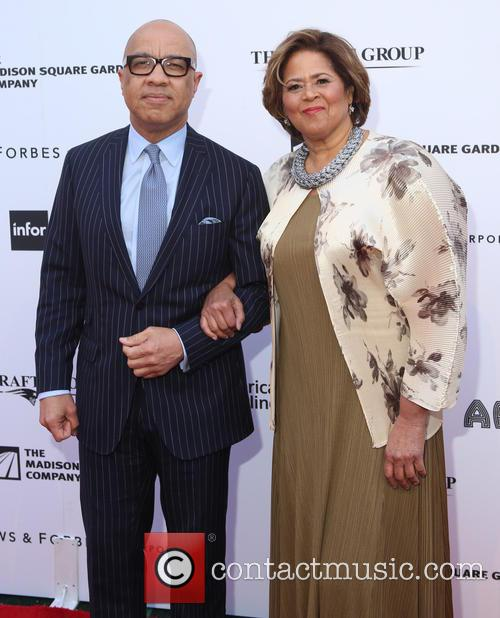 Darren Walker and Anna Deavere Smith 1