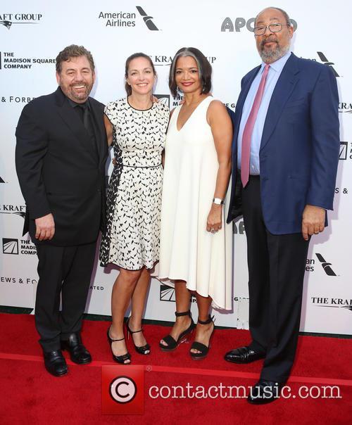Kristin Dolan, James L. Dolan, Jonelle Procope and Richard D. Parsons 5