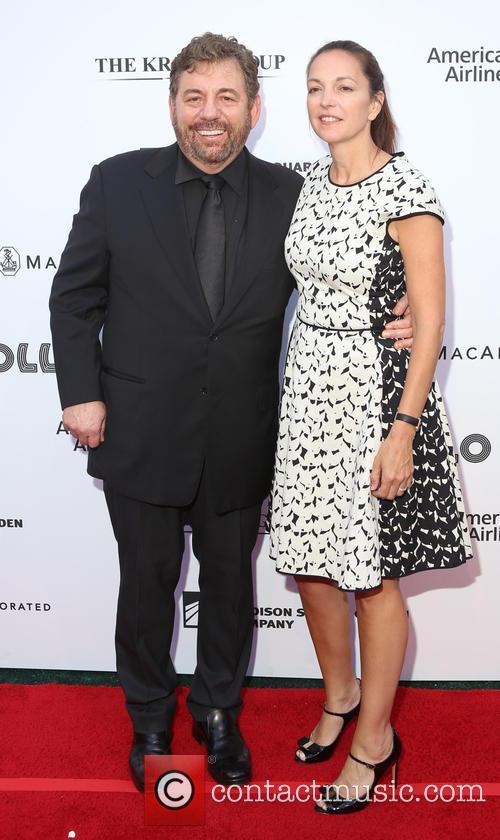 James L. Dolan and Kristin Dolan 2