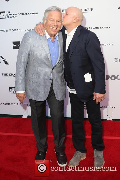 Robert K. Kraft and Ronald O. Perelman 1
