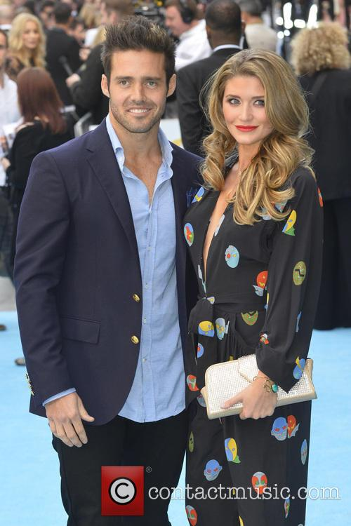 Spencer Matthews and Lauren Hutton 3