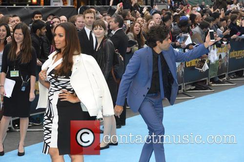 Leona Lewis and Adrian Grenier 3