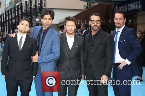 Jerry Ferrara, Adrian Grenier, Kevin Connolly, Kevin Dillon and Jeremy Piven