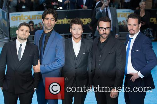 Kevin Connolly, Adrian Grenier, Jeremy Piven and Kevin Dillion 3