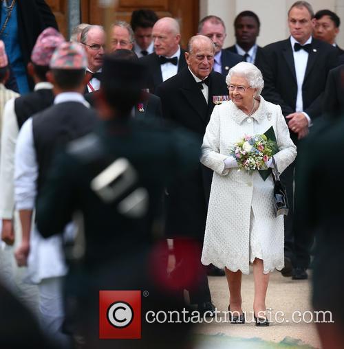 Queen Elizabeth Ii and Prince Phillip 4