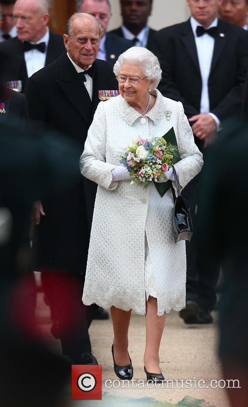 Queen Elizabeth Ii and Prince Phillip 5