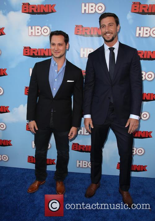 Matt Mcgorry and Pablo Schreiber 7