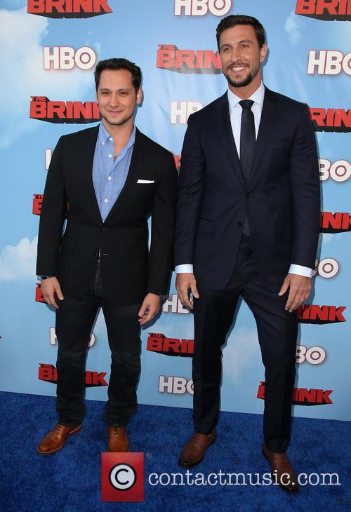 Matt Mcgorry and Pablo Schreiber 8