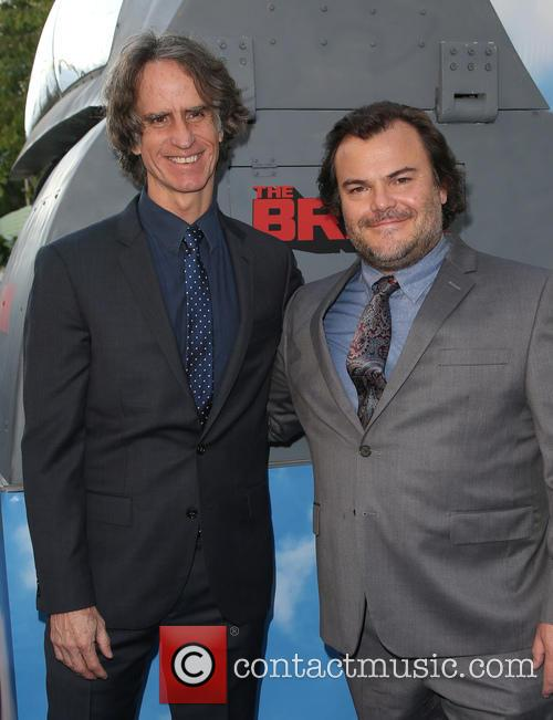 Jay Roach and Jack Black 2
