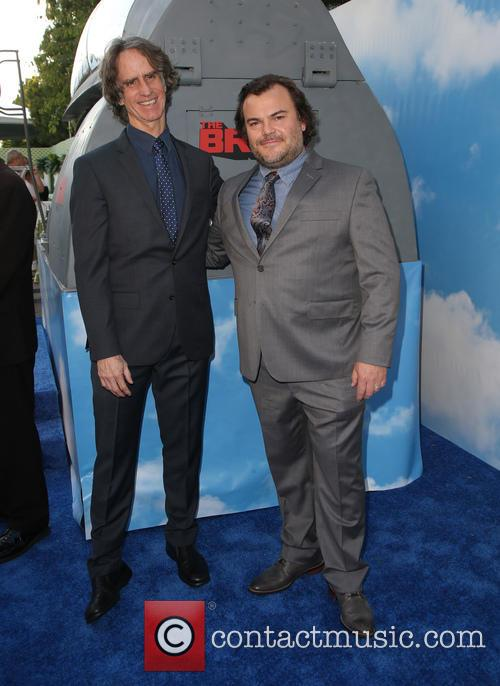Jay Roach and Jack Black 3