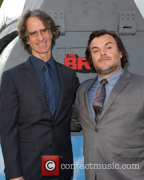 Jay Roach and Jack Black 5