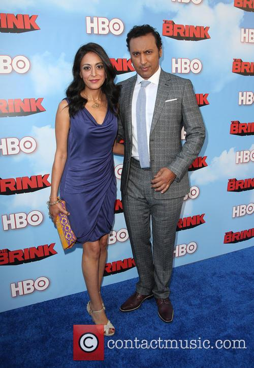 Aasif Mandvi and Guest 8