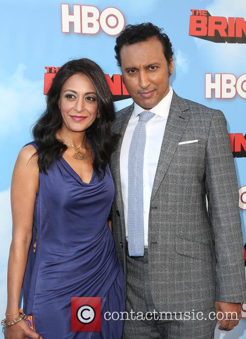 Aasif Mandvi and Guest 11