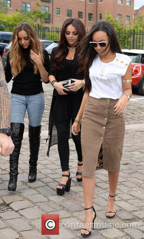 Jade Thirwall, Leigh Anne Pinnock and Jesy Nelson 2