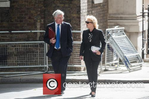 Michael Fallon and Anna Soubry 2