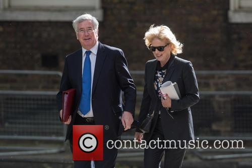 Michael Fallon and Anna Soubry 4