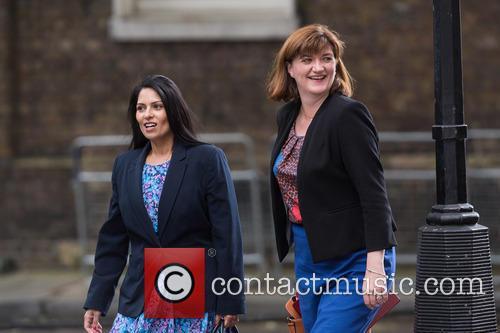 Priti Patel and Nicky Morgan 4