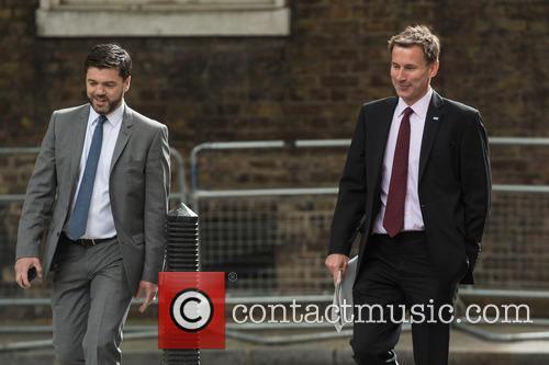 Stephen Crabb and Jeremy Hunt 2
