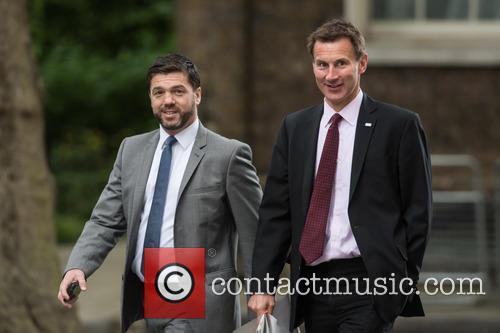 Stephen Crabb and Jeremy Hunt 1