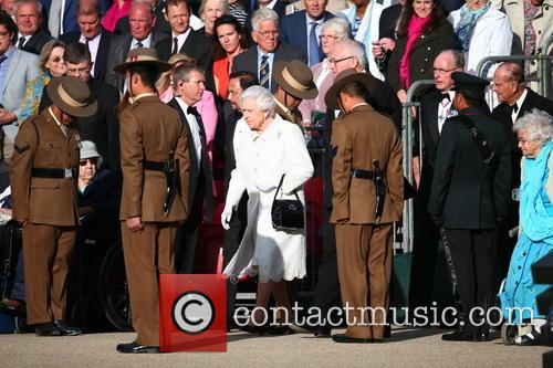 Queen Elizabeth Ll, Prince Philip and Duke Of Edinburgh 3