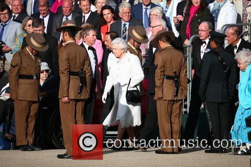 Queen Elizabeth Ll, Prince Philip and Duke Of Edinburgh 4