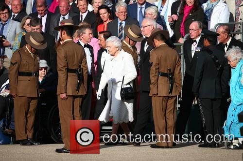 Queen Elizabeth Ll, Prince Philip and Duke Of Edinburgh 5