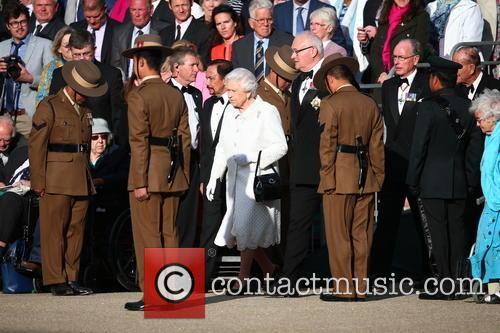 Queen Elizabeth Ll, Prince Philip and Duke Of Edinburgh 6