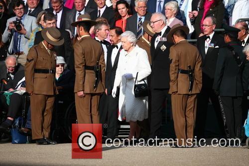 Queen Elizabeth Ll, Prince Philip and Duke Of Edinburgh 7