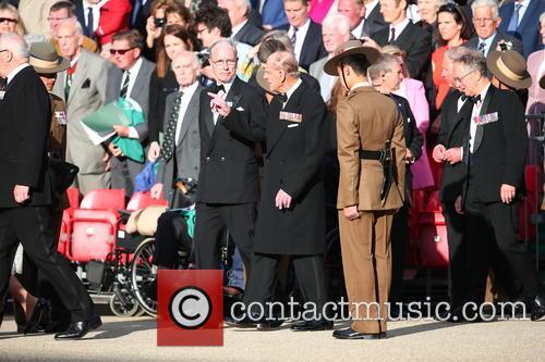 Queen Elizabeth Ll, Prince Philip and Duke Of Edinburgh 8