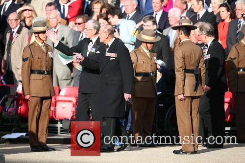 Queen Elizabeth Ll, Prince Philip and Duke Of Edinburgh 9