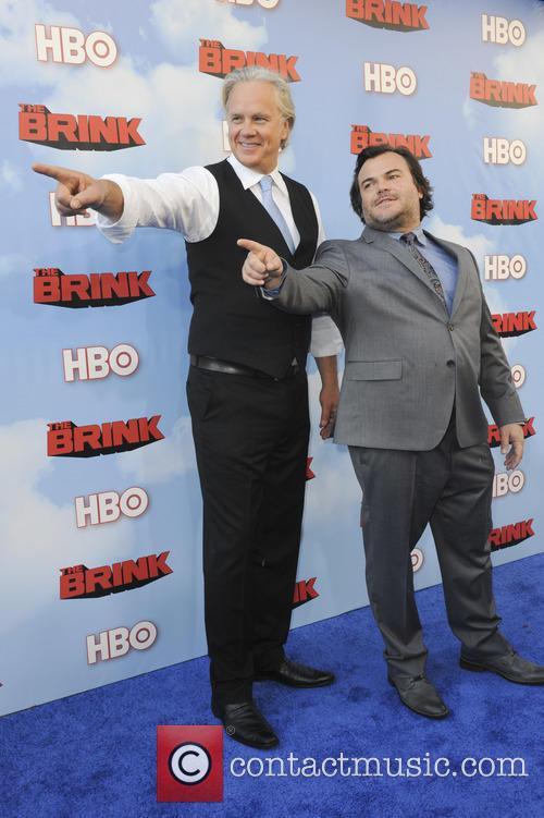 Tim Robbins and Jack Black 11